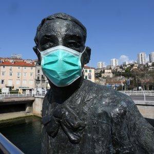 Europska Prijestolnica Kulture Rijeka Protiv Koronavirusa Bori Se