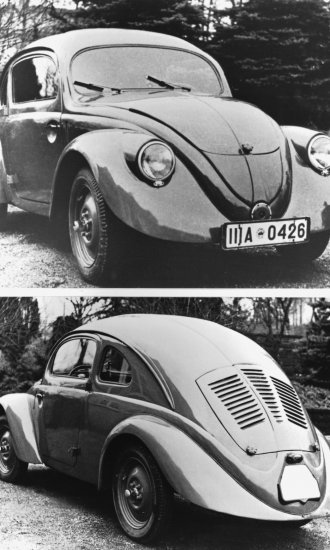 VW 30 prototip iz 1937.