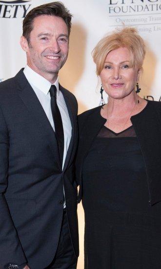 Hugh Jackman sa suprugom Deborra-Lee Furness