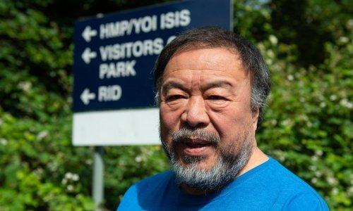 Ai Weiwei posjetio Assangea u bolnici: Zdravlje mu se pogoršava