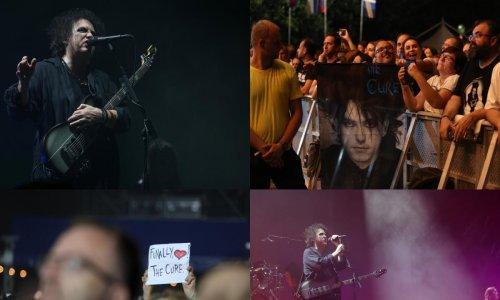 Legendarni The Cure po prvi put u Zagrebu: Pogledajte fotografije s koncertnog spektakla