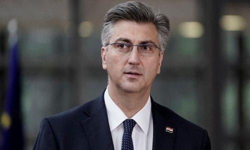 Plenković izrazio sućut žrtvama genocida iz Srebrenice