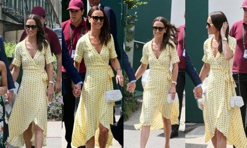 Pippa Middleton očarala u haljini skandinavskog brenda koji obožavaju slavne ljepotice, ali i mnoge poznate Hrvatice