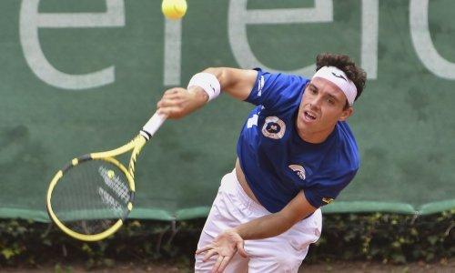 Branitelj naslova u Umagu ispao već u prvom kolu; postao je prava mušterija slovenskom tenisaču