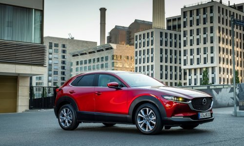Mazda ima novi kompaktni SUV pod nazivom CX-30
