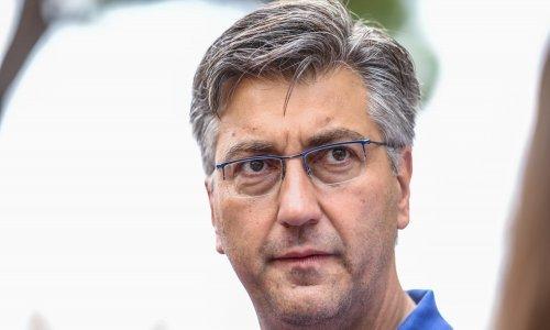 Vlada odlučuje o jamstvu za 3. maj i članu EK, Plenković poslije obilazi Koprivnicu