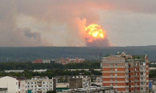 Rusija objavila da je radijacija narasla između 4 i 16 puta nakon raketne nesreće