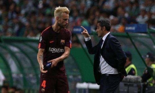 Ako je ova informacija u vezi Ivana Rakitića točna onda je jasno što o njemu misli trener Valverde