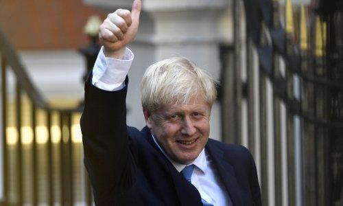 Johnson usporedio Britaniju sa superjunakom: Što je Hulk luđi, to je i jači