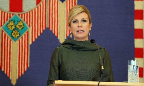 Kolinda Grabar-Kitarović osudila prijetnje Miloradu Pupovcu: Osuđujem svaki govor mržnje