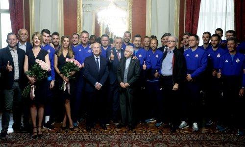 Milan Bandić ugostio Dinamo i po tko zna koji puta dao obećanje za koje svi u klubu žele da se napokon ispuni