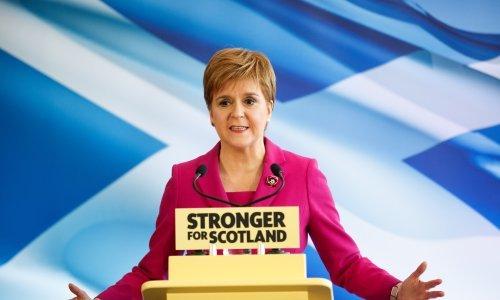 Sturgeon: Britanija mora omogućiti Škotima da iduće godine glasaju o neovisnosti