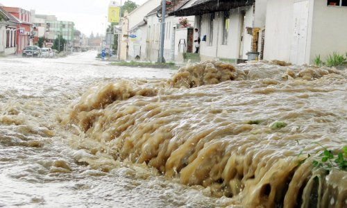 Danas jaka kiša, upaljen žuti alarm: Pogledajte gdje su moguće bujične poplave