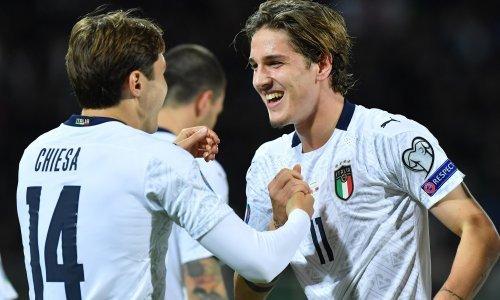 Čudesna noć Italije; Mancinijev stroj srušio rekorde i upisao najuvjerljivi trijumf u svojoj povijesti kvalifikacija