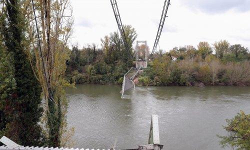 Tragedija u Francuskoj: Dvoje ljudi poginulo u rušenju mosta