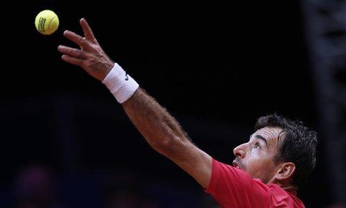 Ruski tenisači pomeli branitelja naslova Hrvatsku; ni naš par nije mogao do počasnog boda