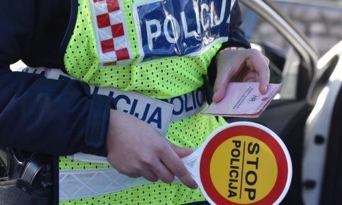 Novčane kazne od osam i 13.000 kuna te zatvor od 30 dana za ponavljače prometnih prekršaja u Karlovcu