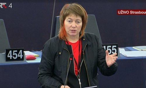Björk Plenkoviću: Niti jedna članica EU-a ne bi se trebala ponašati poput Hrvatske