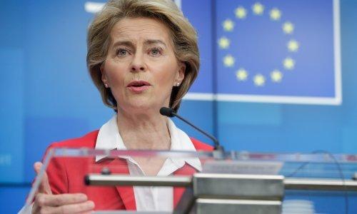 Von der Leyen upozorava na strana preuzimanja strateških sektora