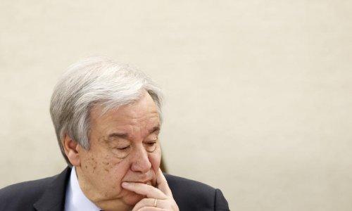 Guterres: Pandemija prijeti cijelom čovječanstvu