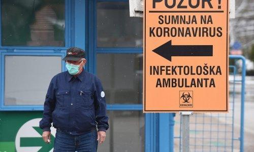 Druga osoba zaražena koronavirusom u Vukovarsko-srijemskoj županiji