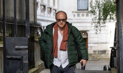 Pozivi britanskom premijeru da otpusti glavnog savjetnika zbog kršenja karantene