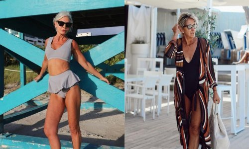 Modeli kupaćih kostima koji će najbolje pristajati damama iznad 50 godina