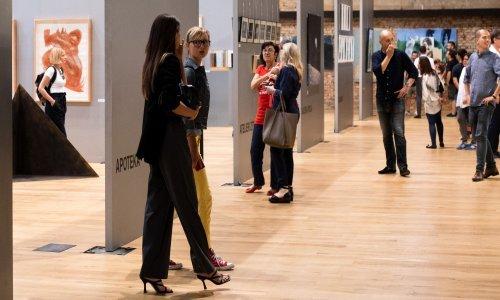 U Laubi završio 3. Boutique Art Fair 'Nesvrstani'