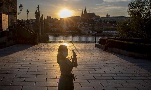 U Pragu 94,9 posto manji broj noćenja nego u istom razdoblju prošle godine