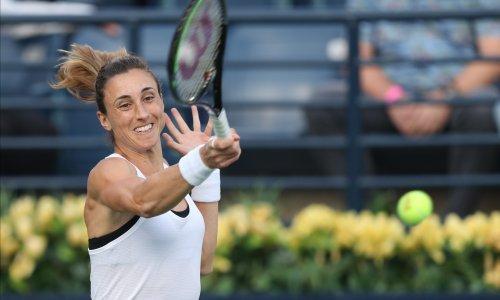 Petra Martić nastavlja s dobrim igrama i u Pragu te je najbolja hrvatska tenisačica prošla prvu prepreku