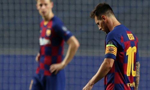 Gubila je Barcelona i 12:1, ali u Europi nikad ovako. I zato je jasno da trener Setien više neće sjediti na klupi Katalonaca