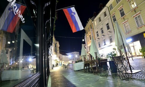 Mjere u Sloveniji se produžuju: U posljednja 24 sata 1609 novozaraženih i 48 preminulih
