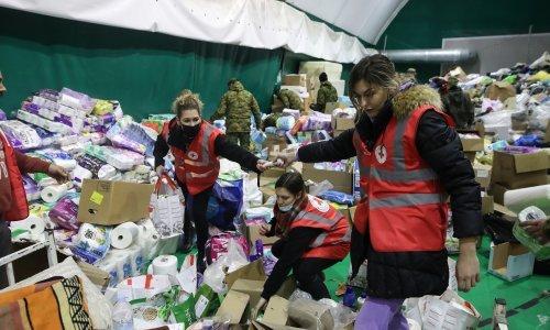 Crveni križ poziva stradale da preuzmu grijalice, deke, toplu odjeću i obuću