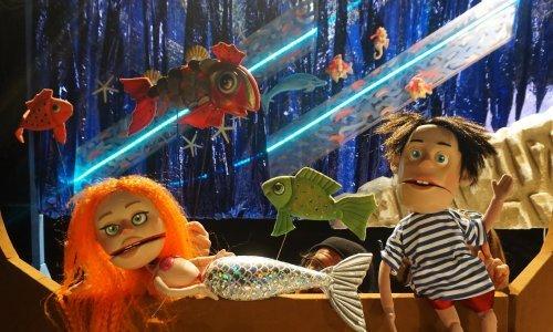 Lutkarska predstava 'Mala sirena i dječak Roko' premijerno povodom Dana planete Zemlje