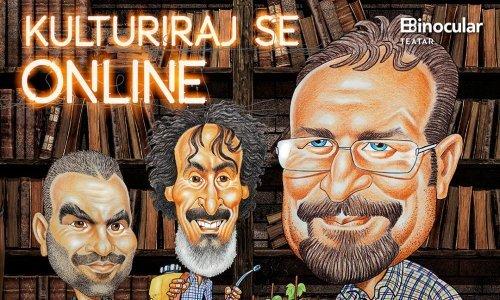 Umjetnička organizacija Binocular teatar organizira besplatne online književne radionice