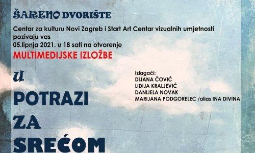 Kreativno druženje za sve uzraste u Centru za kulturu Novi Zagreb