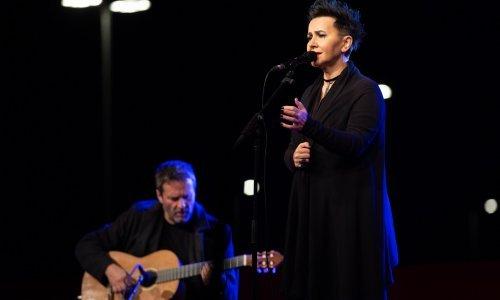 Amira Medunjanin oduševila koncertima na pozornici Lisinski Atriuma