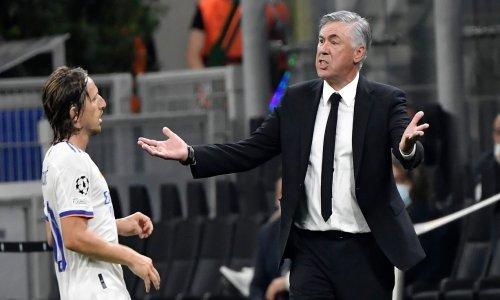 Luka Modrić ponovno je bio glavna tema Realovom treneru; Carlo Ancelotti za kapetana hrvatske reprezentacije ima poseban plan