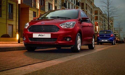 Ford ima novog gradskog mališana, model KA+