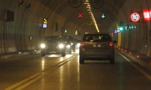 Ukida se tunelarina u Svetom Iliji