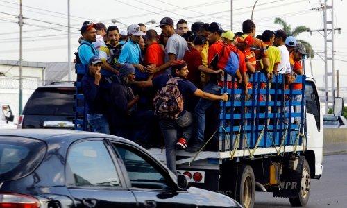 Mađarska prihvatila stotine migranata iz Venezuele