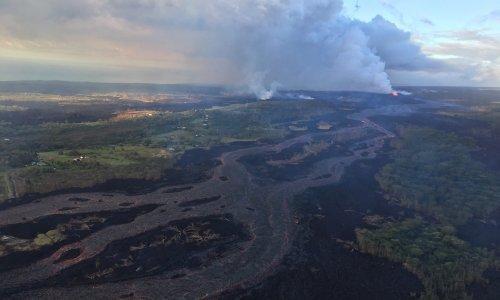 Užareni 'projektili' iz vulkana Kilauea pogodili brod i ozlijedili 23 ljudi