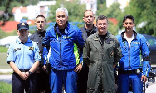 Popričali smo s policajcima koji su čuvali Vatrene: 'Zaplakao sam barem pet puta', otkrio nam je Vrsaljkov 'suvozač'