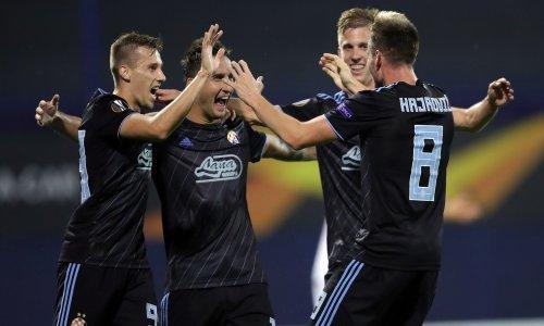 Razigrani Dinamo razbio turskog velikana; Fenerbahče na Maksimiru 'popio' četiri gola