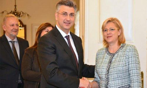 Plenkovićeva vlada po prvi puta stiže u Baranju, dolazi i europska povjerenica