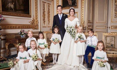 Nikad viđene fotografije druge vjenčanice princeze Eugenie ugledale svjetlo dana