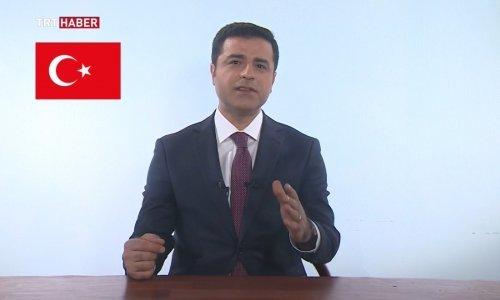 Zatočenjem kurdskog oponenta Demirtasa želi se 'ugušiti pluralizam'