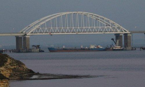 Rusija mora odmah osloboditi pritvorene ukrajinske mornare