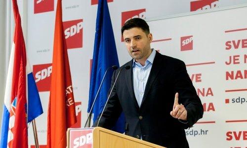 Bernardić: Državni vrh je ugrozio obrambenu sigurnost zemlje