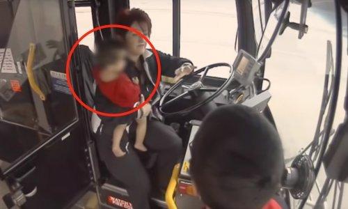 Vozačica autobusa s juga Srbije hit u Americi: Spasila bebu koja je usred zime bosa trčala ulicom